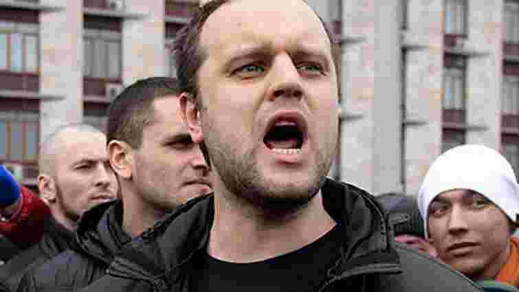 Жителі Ясинуватої протестували проти призначення Губарєва на посаду «міського голови»