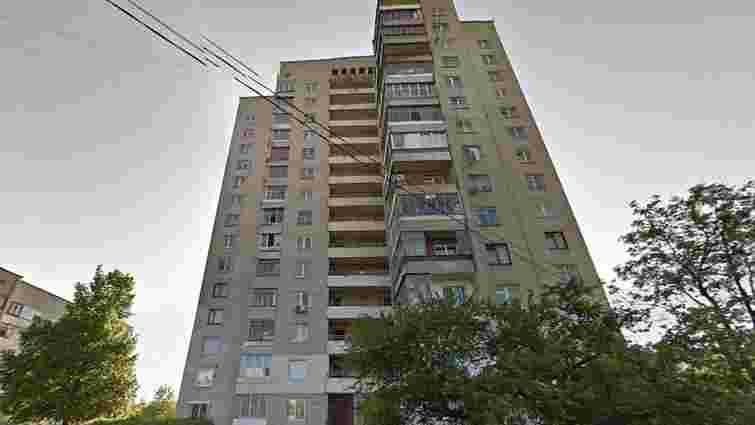 Внаслідок падіння з 14-поверхівки на Левандівці загинула жінка
