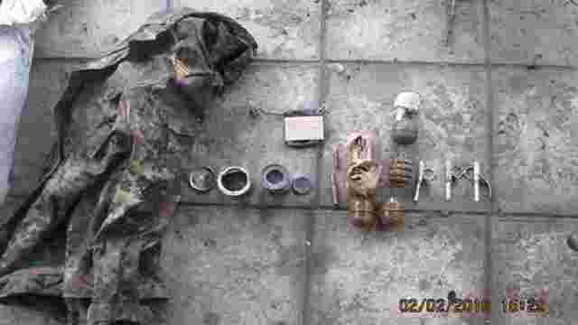 У Станиці Луганській бойовики готувались підірвати КПП прикордонників