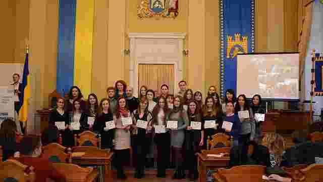 У Львові 120 стажерів програми «Перший кар'єрний крок» отримали дипломи