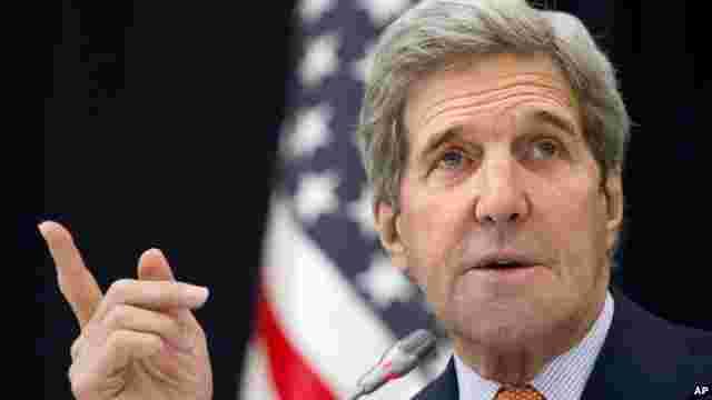 Асад не шукає політичного вирішення сирійського конфлікту, – Керрі