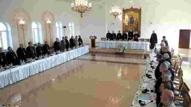 Синод УГКЦ закликав владу не гальмувати реформи в Україні