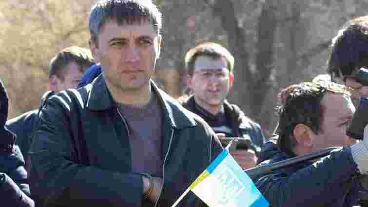 Російські прикордонники затримали проукраїнського активіста під час в'їзду до Криму