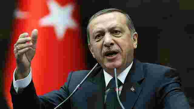 Президент Туреччини звинуватив Росію і режим Асада у загибелі 400 тис. сирійців