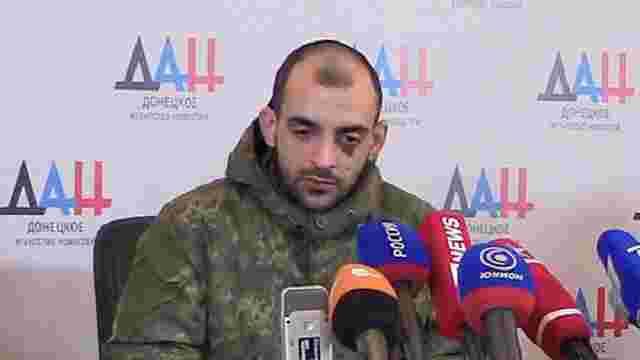Полоненого бійця «Азова» «ДНР» засудила до 30 років колонії суворого режиму