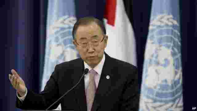 Генсек ООН закликав Північну Корею припинити провокації