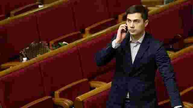 Єгор Фірсов оголосив про вихід з фракції БПП