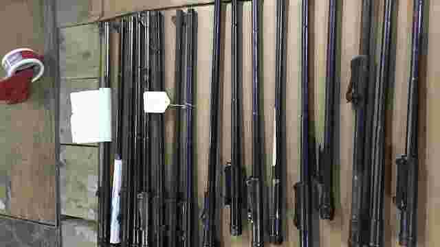 На Львівщині у посилці зі США виявили арсенал зброї