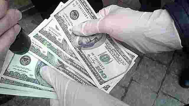 У Львові адвоката затримали на хабарі в $1000