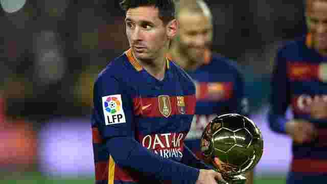 Нападнику «Барселони» Ліонелю Мессі зроблять операцію на нирках