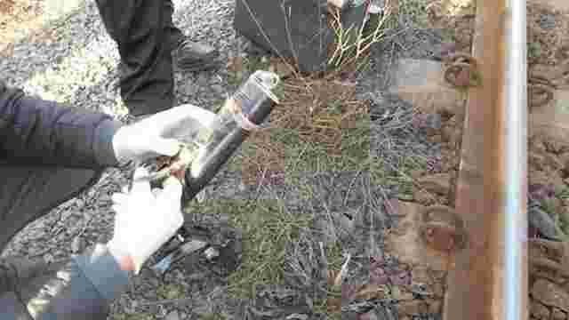 На Закарпатті поблизу українсько-румунського кордону знайшли муляж вибухового пристрою
