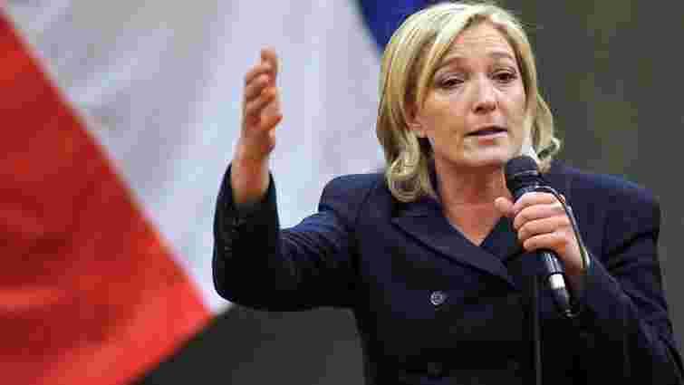 Марін Ле Пен заявила про намір балотуватися в президенти Франції