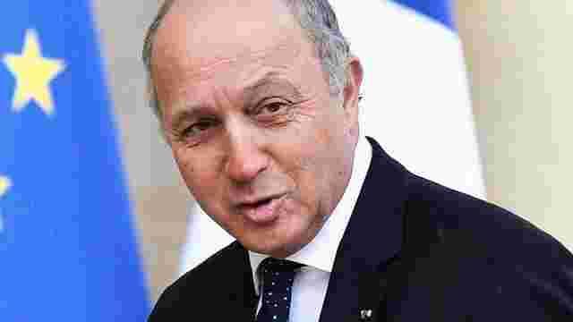 Міністр закордонних справ Франції подав у відставку