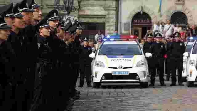 Завтра на Львівщині розпочнуть роботу патрульні поліцейські швидкого реагування