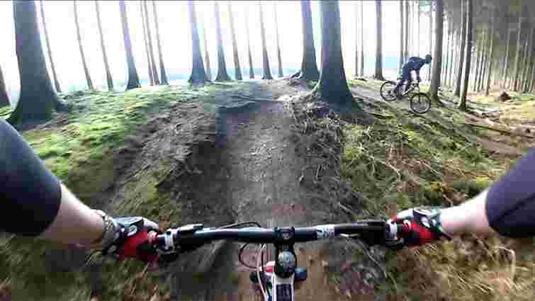 У Львові вперше пройдуть змагання на гірських велосипедах