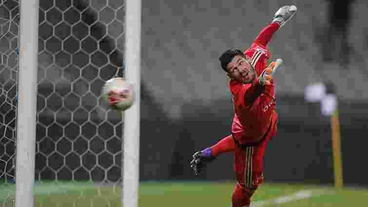 Денис Бойко пропустив два м'ячі у дебютному матчі за «Бешикташ»