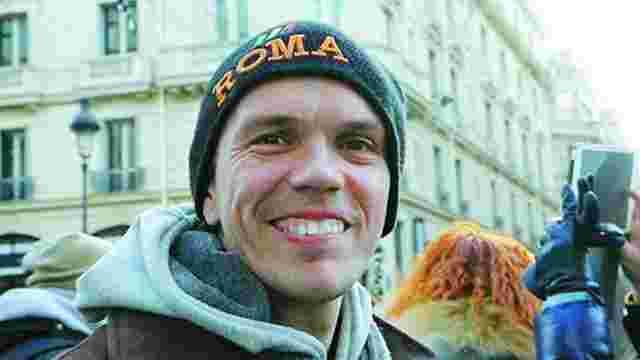 Хворий на ДЦП львів'янин започаткував акцію #накавуздругом