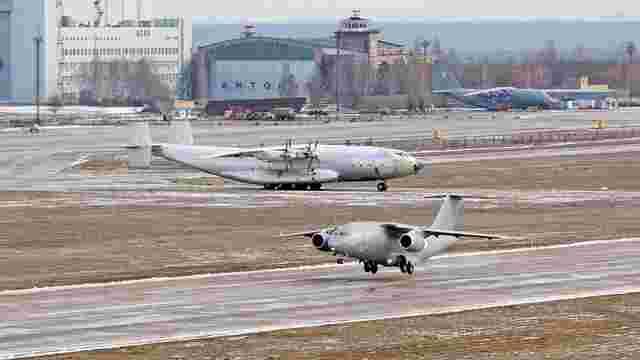 «Антонов» відновив літак Ан-22 «Антей»