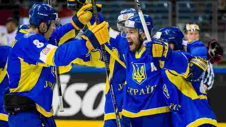 Збірна України з хокею розгромила Хорватію у відборі на Олімпіаду-2018