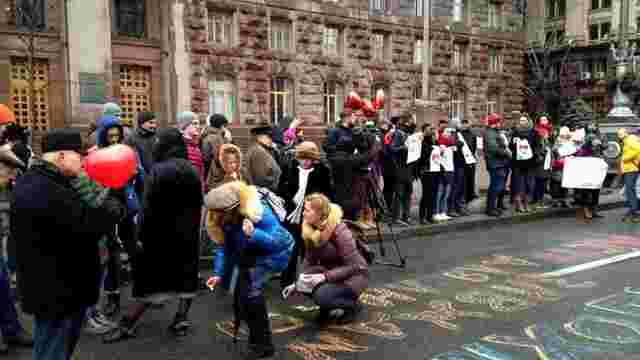 У Києві активісти вимагають залишити Хрещатик пішохідним у вихідні