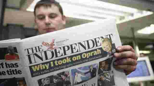 Власник The Independent хоче продати її додаток за 24 млн фунтів стерлінгів