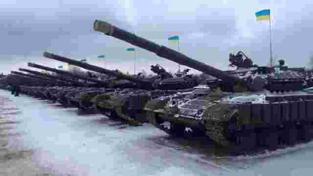 Україна за рік опустилась на 4 позиції в Глобальному рейтингу військової могутності