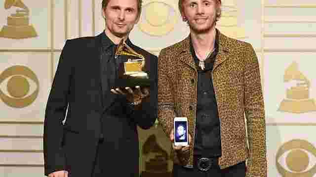Вручено музичні премії «Греммі»
