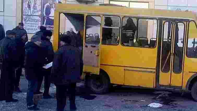 В окупованій Макіївці в маршрутку кинули гранату, є загиблі