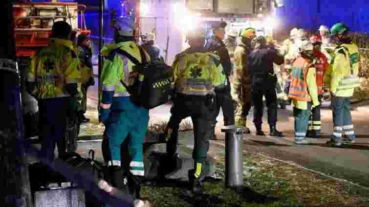 У турецькому культурному центрі в Стокгольмі стався вибух