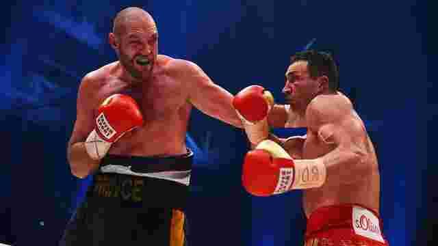 Бій-реванш Кличко-Ф'юрі може відбутись у Великобританії або в ОАЕ
