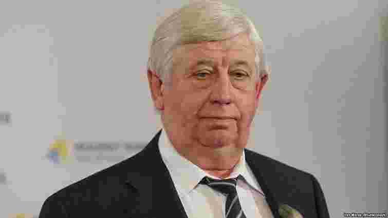 Генпрокурор Віктор Шокін продовжив собі відпустку