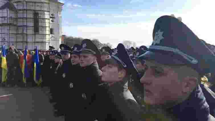 У Чернігові розпочала роботу нова поліція