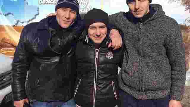 З полону бойовиків звільнили трьох українських військових