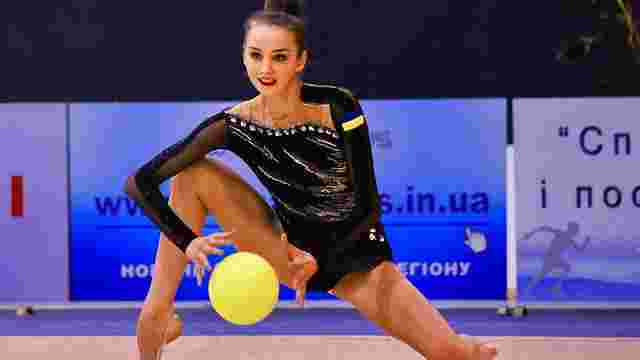 Українська гімнастка вирішила виступати під прапором Росії