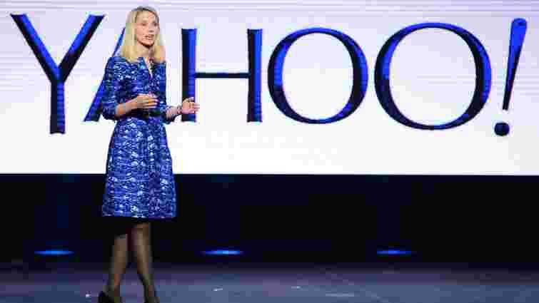 Компанія Yahoo! відкрила аукціон з продажу свого бізнесу