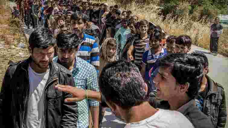 Amnesty International звинуватила Європу в поганому ставленні до біженців