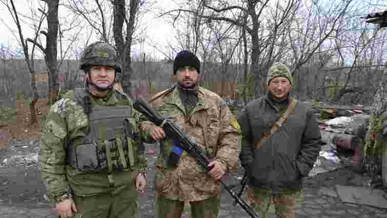 Сили АТО відбили наступ бойовиків в районі Зайцевого і захопили їхню зброю