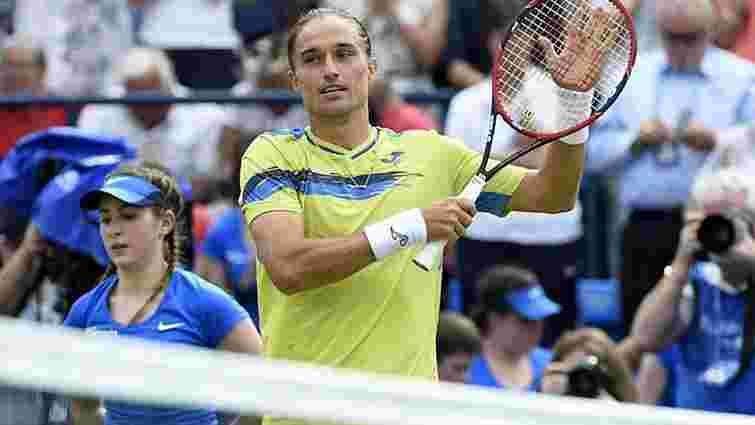 Два українські тенісисти вийшли у чвертьфінал турніру в Акапулько
