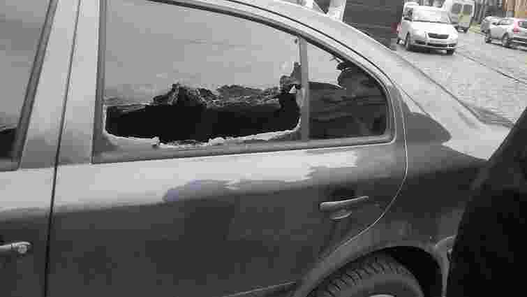 З автомобіля торгового агента у Львові вкрали ₴75 тис.
