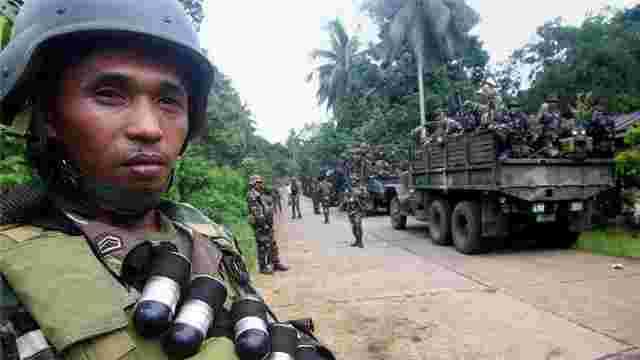Філіппінська армія знищила 42 ісламістів-бунтівників