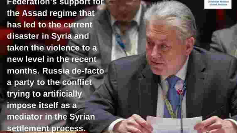 Москва застосовує в сирійському Алеппо такий же сценарій, як і в Дебальцевому, – Єльченко