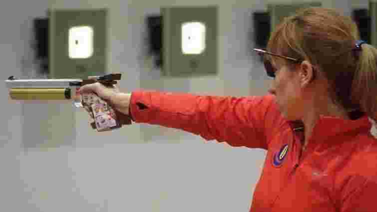 Українка Олена Костевич виграла «золото» чемпіонату Європи у стрільбі з пістолета
