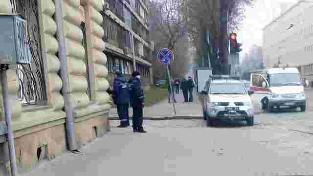 З'явилося відео підриву вибухівки біля управління СБУ у Львові