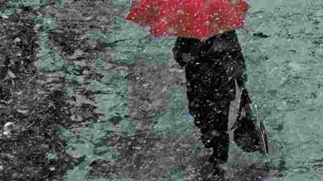 В перші дні весни у Львові обіцяють сильні дощі та вітер