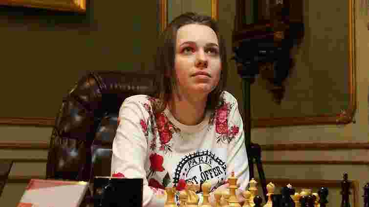 Марія Музичук внічию зіграла четверту партію чемпіонату світу з шахів