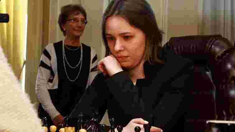 Марія Музичук втратила титул чемпіонки світу з шахів