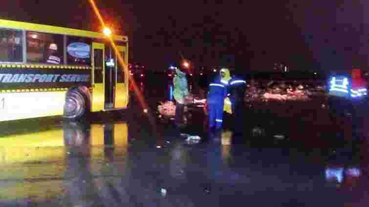 В авіакатастрофі в Ростові-на-Дону загинули восьмеро українців, – МЗС