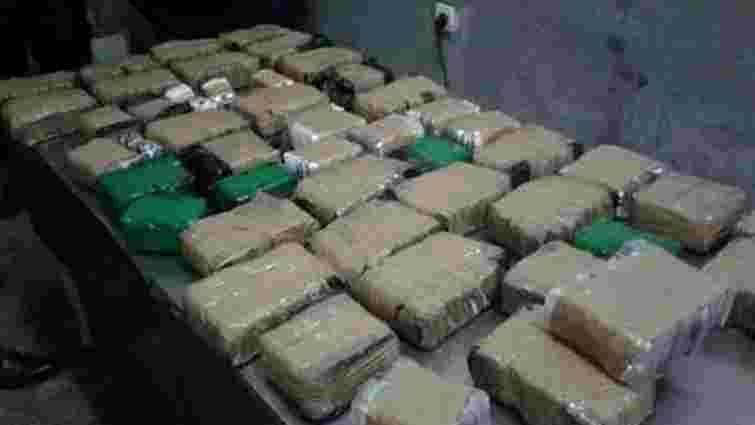 У Шегинях затримали авто з наркотиками на 10 млн грн