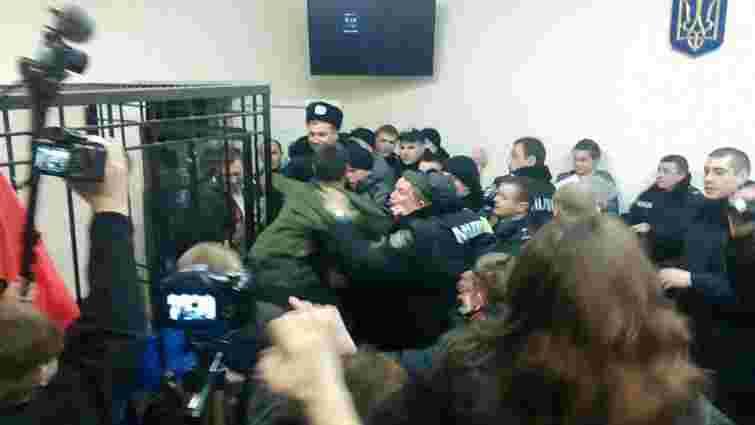 Суд відправив Краснова під варту