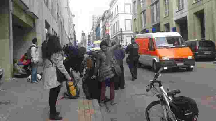 У брюссельському метро сталися два вибухи